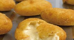 Croquetas del echaurren - The best ones Tapas, Caribbean Recipes, Main Dishes, Seafood, Cake Recipes, The Best, Deserts, Muffin, Yummy Food
