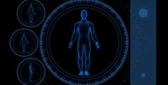 Man Scan Screen - Hi-tech 08 (HD)