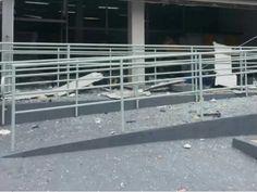 Caixas automáticos de uma agência bancária na Rua São Paulo, no Centro de Conchas (SP), foram explodidos por ladrões na madrugada desta sexta-feira (7). De acordo com a Polícia Civil, a ação dos suspeitos aconteceu por volta das 4h.