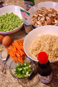 'Clean Eating' Fried Rice