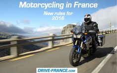 New rules for motorcycling in France French Countryside, Scenery, Motorcycles, Traveling, France, Paisajes, Landscape, Viajes, Motorcycle