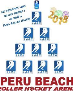 Felices fiestas y un 2018 por más Roller Hockey. Happy new year!! #felicidades #añonuevo #roller #hockey http://ift.tt/2BRtzeT - http://ift.tt/1HQJd81