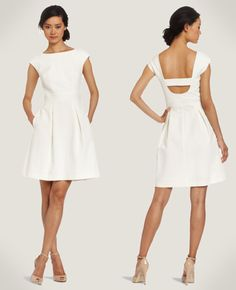 graduation dress? Trina Turk Women's Kanto Cap-sleeve Dress