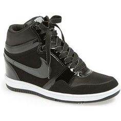 Nike 'Force Sky Hi' Wedge Sneaker (Women) | Nordstrom