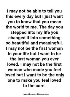 Heartfelt  Love And Life Quotes: 10 Sweet Love Messages For Him