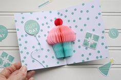 geburtstagskarten-basteln-popup-cupcake-lustige-geburtstagskarte