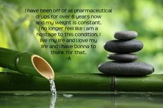 Crohn's Disease Testimonial