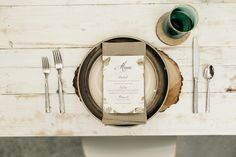 Eclectic Chemistry Inspired Wedding Ideas via TheELD.com | The Hons