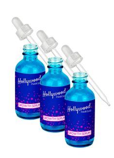 HHB Hair Growth Treatment, Hair Treatments, Hollywood Hair, Regrow Hair, Hair Thickening, Hair Serum, Hair Regrowth, Natural Essential Oils, Tea Tree Oil