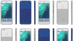 Verizon is latest to leak Google's Pixel phones and they come in blue - The Verge