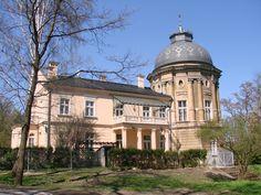 Park i Pałac im. Anny i Erazma Jerzmanowskich w Krakowie   Praktyczny Przewodnik po Polsce