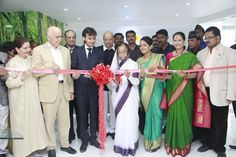Inauguration By Mrs. Pratibha Patil