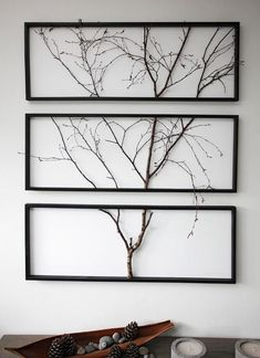 7 Happy Cool Ideas: Organic Home Decor Diy Wall Art organic home decor wood tree branches.Organic Home Decor Ideas Apartment Therapy natural home decor bedroom beach houses.Natural Home Decor Wood Tree Branches. Handmade Home Decor, Diy Home Decor, Simple Home Decoration, Craft Ideas For The Home, Wood Home Decor, Rama Seca, Deco Nature, Nature Decor, Nature Nature
