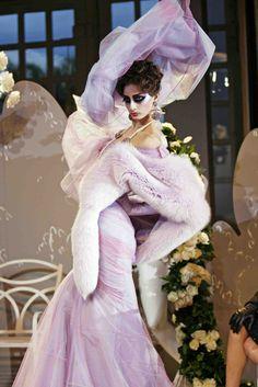 Christian Dior Haute Couture Fall/Winter 2007 #belle #epoque
