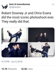 Most iconic photoshoot