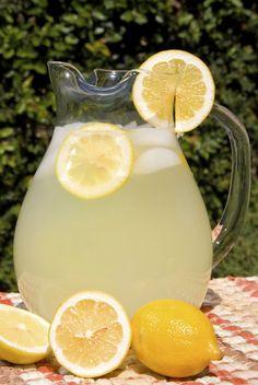 Keep it classy with Zulka's Classic Lemonade! #refreshing