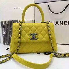 Chanel flap bag with top handle lamskin metal-burgundy handbag 7147 size:23CM CH3 whatsapp:+8615503787453