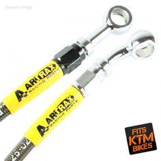 Artrax Rear Brake Hose - KTM