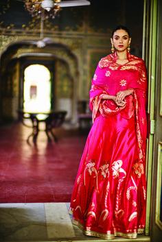 Aditi Rao Hydari for Anita Dongre