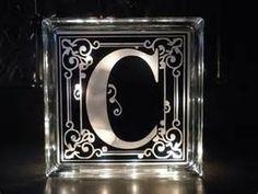 Glass Block Craft Ideas - Bing Images