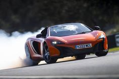 McLaren's 650S Successor Earns Twin-Turbo V8 Power 0-200 KM/H Takes 7.8 Seconds