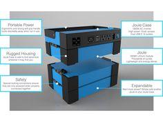Joule Case: Battery-based Generator
