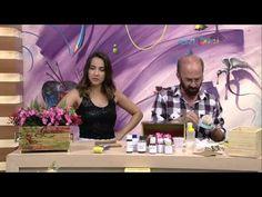 Mulher.com - 16/01/2017 - Cachepô ripado com pátina rústica - Carlos Saad P1 - YouTube