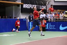 7/24/14 KASTLES WIN 4TH STRAIGHT EASTERN CONFERENCE CHAMPIONSHIP!  ... Via Washington Kastles:  In the best men's singles set of the season at Smith Center, Bobby Reynolds won the first 10 points and withstood a strong comeback by Frank Dancevic to give the #Kastles a 5-3 lead! #WTT #RefuseToLose