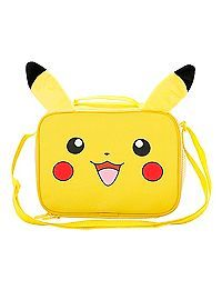 HOTTOPIC.COM - Pokemon Pikachu With Ears Lunch Box