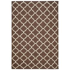 Meknes Rug in Brown from the Sorrell & Wilkes event  via Joss and Main! #josscontest $325.95