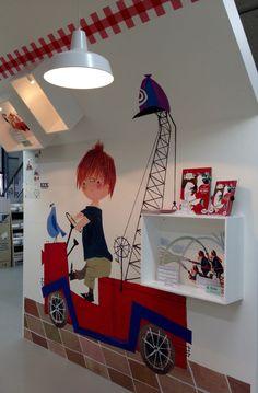 Schmidt, Children, Kids, Teaching, Wallpaper, Shop, Home Decor, Babies Rooms, Classroom