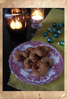 Celozrnné rohlíčky stříkané   Le blog de Pipi Creative Food, French Toast, Blog, Muffin, Chicken, Meat, Breakfast, Healthy, Christmas