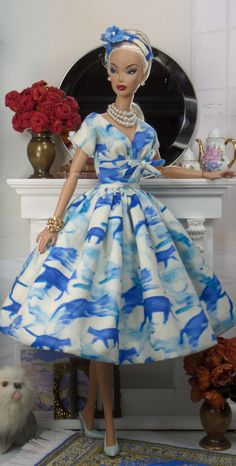 Matisse Fashions and Doll Patterns | Real Clothes for Fashion Dolls