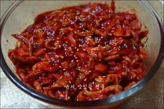 Korean Side Dishes, Korean Food, Chili, Salads, Soup, Beef, Cooking, Recipes, Workout Pictures
