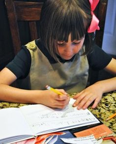I'm going to flunk first grade, there's too much homework.We still have more than a month of school left and I don't think I can take it! Read Full Post