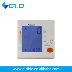 Hight accurate digital color backlight arm cuff blood pressure meter