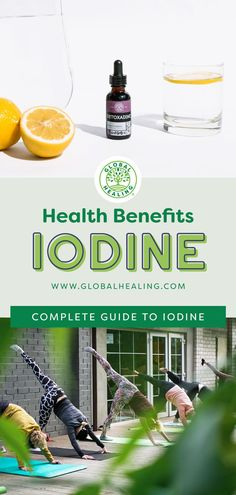 Iodine is an essential mineral the body uses for a variety of functions such as supporting thyroid health, energy levels, and a healthy immune system. Iodine Benefits, Health Benefits, Thyroid Hormone, Thyroid Health, Iodine Rich Foods, Iodine Supplement, Health And Wellness, Health Tips, Iodine Deficiency