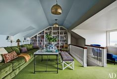 Jeffrey Bilhuber Gives This Seattle Home a Stylish Makeover Photos | Architectural Digest