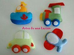 Boat, Train, Car, Plane