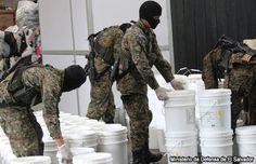 El Salvador pide ayuda contra narcotráfico