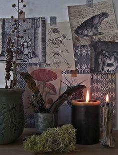 Room Ideas Bedroom, Bedroom Inspo, Bedroom Decor, Punk Bedroom, Decor Room, Bedroom Night, Witch Aesthetic, Aesthetic Room Decor, Aesthetic Grunge