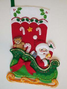 Final media de la Navidad sorpresas de Santa