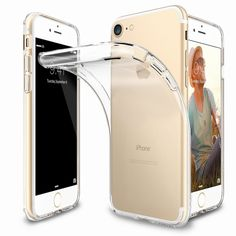 Find More Phone Bags & Cases Information about For iPhone 7 Case Soft TPU Crystal Clear Transparent Slim Anti Slip Back Protector Cover Shockproof Mobile Phone Accesories 2016,High Quality phone accesories,China for iphone Suppliers, Cheap mobile phone cover from Ascromy on Aliexpress.com