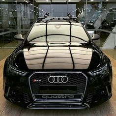"5,271 Likes, 47 Comments - #1 #Audi Obsession Page (@audi_obsession) on Instagram: ""Audi RS6 #FrontEndFriday…"""