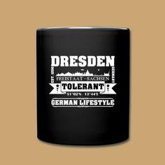 DRESDEN - SACHSEN - 1.3.1 Tasse | Creative Media Impressions