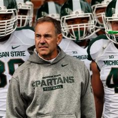 MSU Football is smelling roses just in time for the holidays! #MSUSpartans #B10Championship