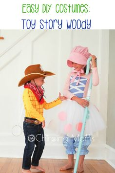 Easy DIY Toy Story Costumes: diy Buzz lightyear costume, diy slinky dog costume, diy Bo Peep, DIY toy story alien and DIY Woody costume. All no sew toy story costumes, costume ideas for Mickey's Not So Scary Halloween partyInformations About Easy DIY Rex Costume, Woody Costume, Buzz Lightyear Costume, Disney Halloween Parties, Halloween Party, Scary Halloween, Halloween 2020, Halloween Costumes, Easy Diy Costumes