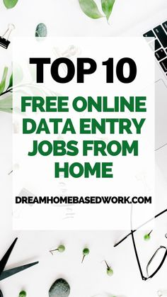 Are you looking for legitimate data entry jobs online? Data entry online jobs are a great option for people who are looking to start working from home. Whether you're looking for something more flexible or want to change fields, there are plenty of online opportunities to consider. Save this pin to learn 10 of the best ways to make money completing data entry jobs online. #workathome #onlinejobs #dataentry Typing Jobs From Home, Online Typing Jobs, Online Jobs, Work From Home Companies, Work From Home Jobs, Online Data Entry Jobs, Home Based Work, Way To Make Money, Virtual Assistant Jobs