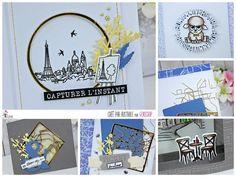 """Australe : Tampons & matrices de coupe (dies) #4enscrap """"Mon petit lapin"""" Avant Premiere, Paris Ville, Tampons, Images, Happiness, London, Collection, Subway Map, Masculine Cards"""