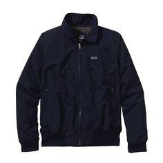 Patagonia Men's Baggies Jacket - Navy Blue NVYB
